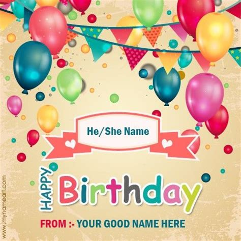 Make Birthday Cards With Photos Free