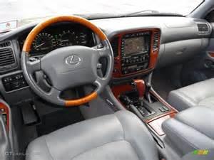 Lexus Lx Interior Pictures Gray Interior 2002 Lexus Lx 470 Photo 37675362 Gtcarlot