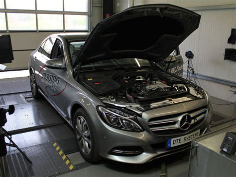 what company makes mercedes dte system chiptuning makes the mercedes c a true sports