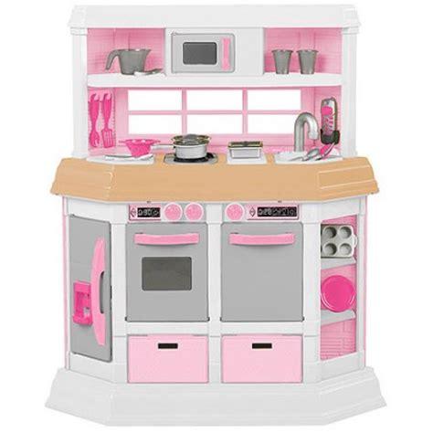 American Plastic Kitchen by American Plastic Toys Cookin Kitchen Walmart