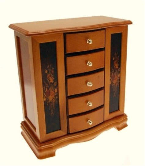 Buy Wooden Wardrobe Mele Jewellery Box Sally Wooden Wardrobe Style Mele