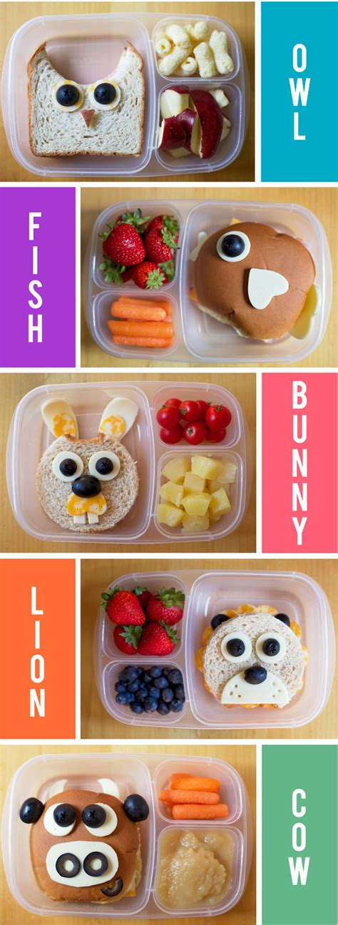 ideas for and easy school lunch ideas for