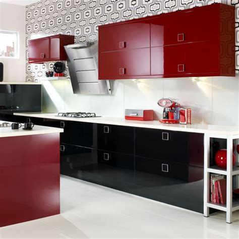 Kitchen System Lewis Cooke And Lewis Kitchens Cooke And Lewis High Gloss