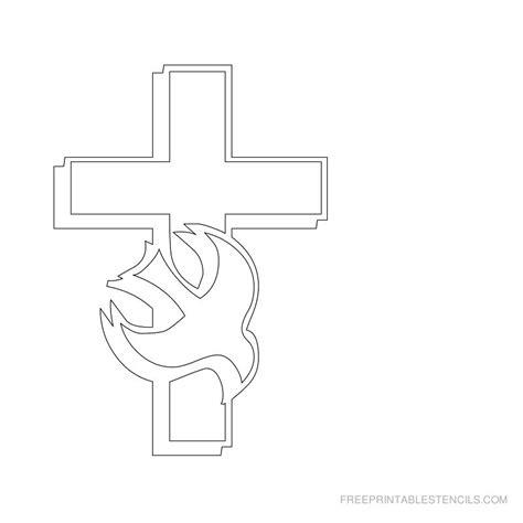 printable iron cross stencil printable cross stencils and hearts free printable stencils
