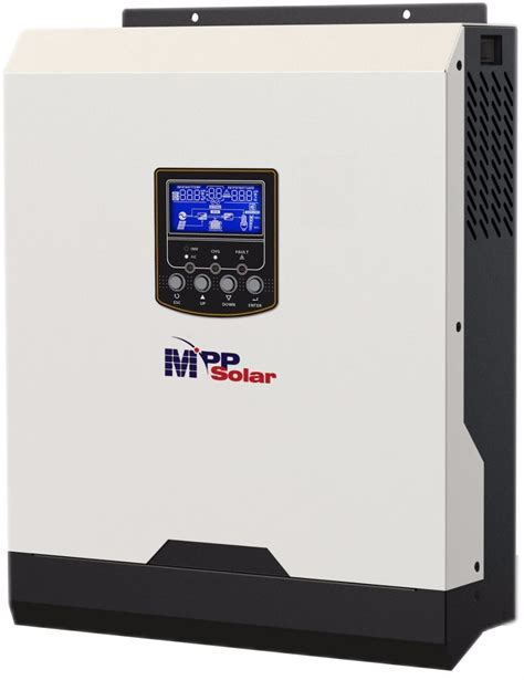 3 Mppt Inverter by Mppt Solar Inverter 3kva 2400w 24v 230v Solar Power