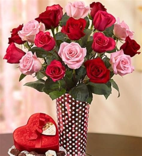 pretty flowers for valentines day valentines bouquet with pink and roses with pretty