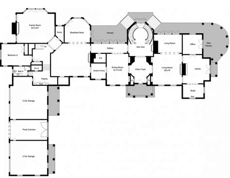 stone mansion floor plans newly built french country stone mansion in basking ridge