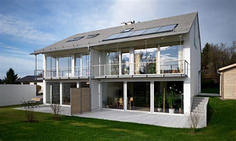 fassadengestaltung ideen 45 spektakul 228 re beispiele f 252 r moderne hausfassaden