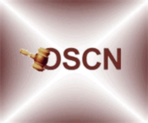 Ocsn Search Dtsearch Study Oscn