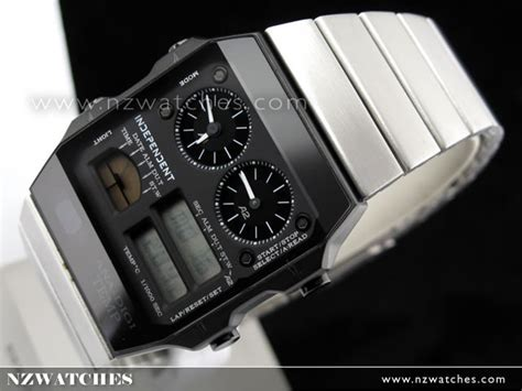 buy citizen independent analogue and digital display