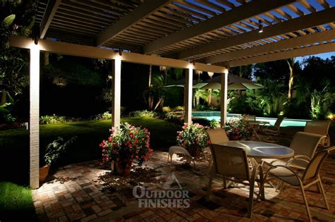 backyard patio lighting ideas triyae lighting ideas for outdoor patio various