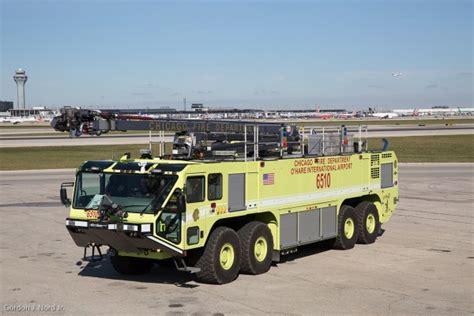 Oshkosh Junior cfd o hare airport firefighting 171 chicagoareafire