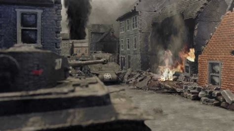 world war ii stop motion animated film jackboots on ww2 stop motion miniature tank battle youtube