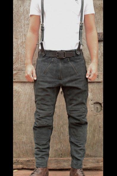 Motorrad Fahren Kleidung by Rascal Leather Motorcycle Pants Black Motorrad Fahren
