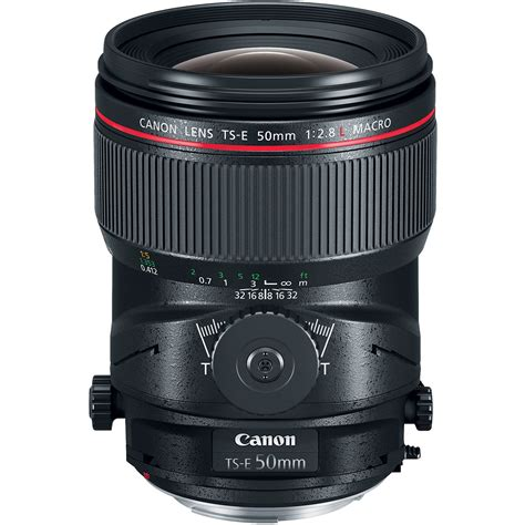 Lensa Canon Tilt Shift canon ts e 50mm f 2 8l macro tilt shift lens 2273c002 b h photo
