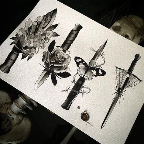 butterfly knife tattoo 304 best dotwork images on pinterest tattoo ideas