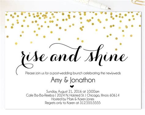 brunch invitation template free best 25 brunch invitations ideas on