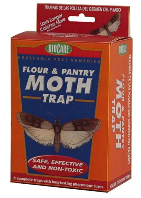 springstar s202 flour and pantry moth trap new
