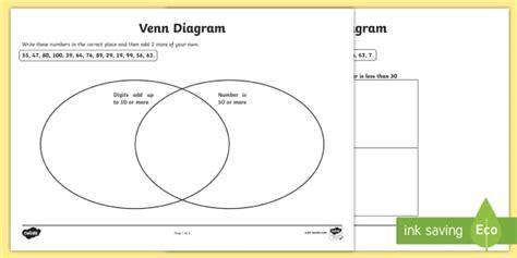 venn diagrams ks1 worksheets carroll and venn diagram worksheets venn diagram worksheet