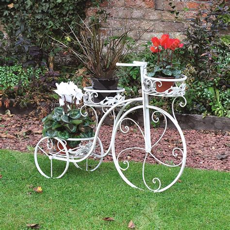 Bicycle Garden Planter by Four Seasons Vintage Bicycle Planter On Sale Fast