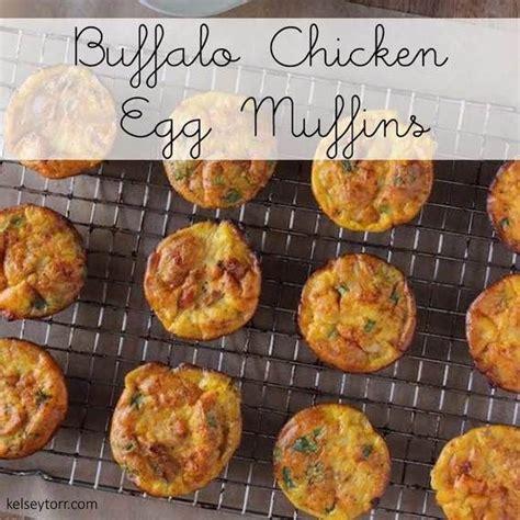 Healthy Detox Muffins by Easy Buffalo Chicken Egg Muffins Paleo Sugar Detox 21