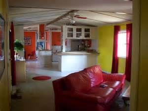 Single Wide Mobile Home Decorating Ideas Colorful Single Wide Makeovers Part 2 Mmhl