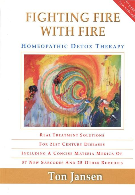 Homeopathic Detox by Fighting With Homeopathic Detox Therapy Ton