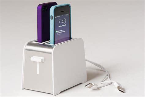 Amazon Com Toasters Foaster Iphone Dock Noveltystreet