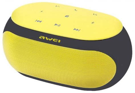 Awei Portable Bluetooth Speaker Y200 awei y200 hifi wireless bluetooth stereo portable speaker price bangladesh bdstall