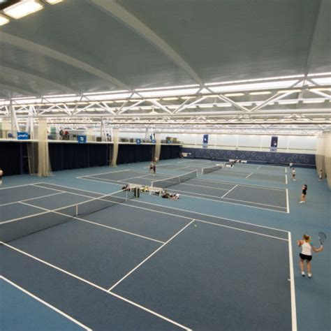 indoor tennis courts facilities team bath