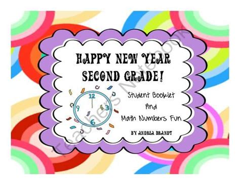 new year activities for primary grades 58 best images about second aspire on nu