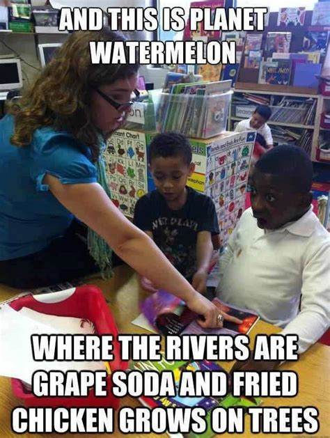 Watermelon Meme - funny black racist memes image memes at relatably com