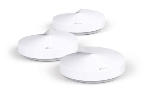 Tp Link Deco M5 The Most Secure Whole Home Mesh Wi Fi Unggulan tp link deco m5 a mesh network kit pc advisor
