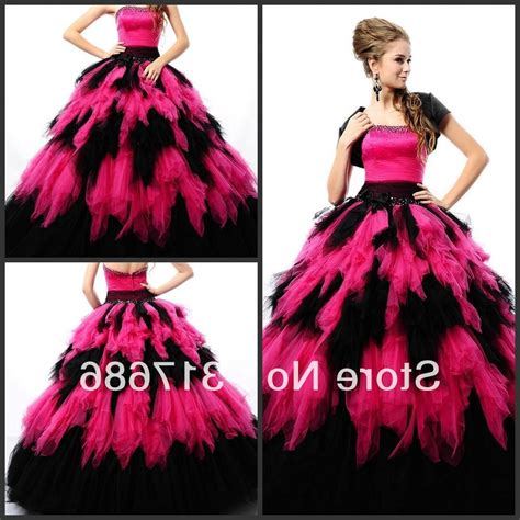 17 best images about pink and black on pinterest hot compare prices on hot pink mermaid wedding dress online