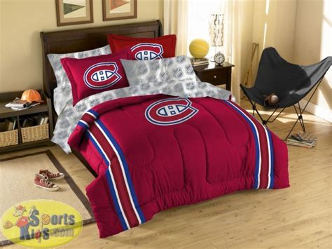 flyers comforter set northwest nhl montreal canadiens applique full twin