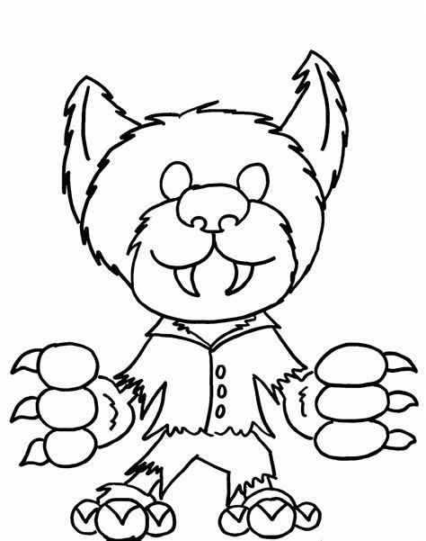 halloween coloring pages monsters monster coloring pages for halloween coloring home
