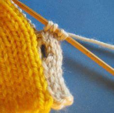knitting buttonhole stitch estrella 3 knitting tutorial