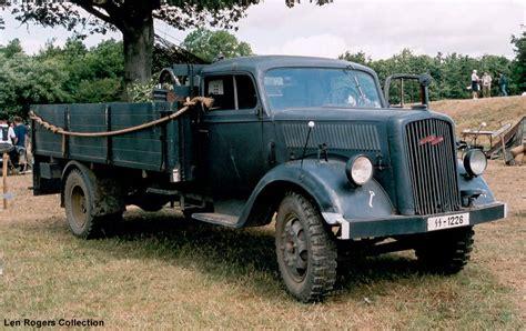 german opel blitz truck 1000 images about opel blitz trucks on pinterest