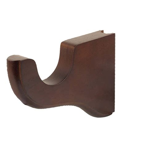 wooden curtain brackets fresh free wood curtain rods bed bath and beyond 25120