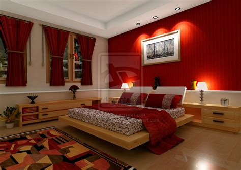 a red bedroom red theme bedroom by prabhjotsingh333 on deviantart