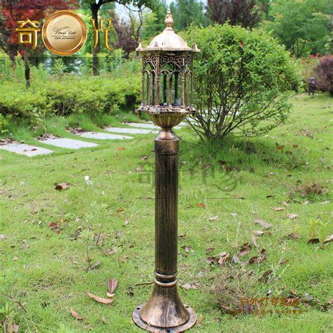 Outdoor Yard Light Free Shipping Outdoor Garden Lawn Garden Lights Road Lights Pillar Of European Pole L