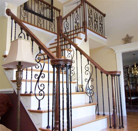mahogany banister mahogany newel post and staircase late 19th century