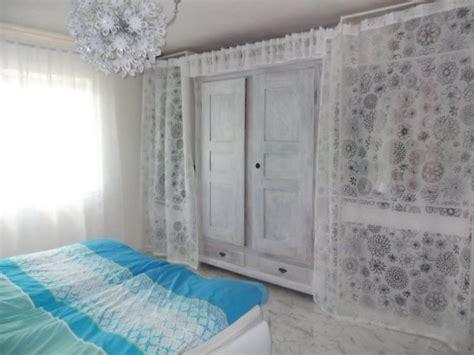schlafzimmer gardinen weiß k 252 che wei 223 dunkelbraun
