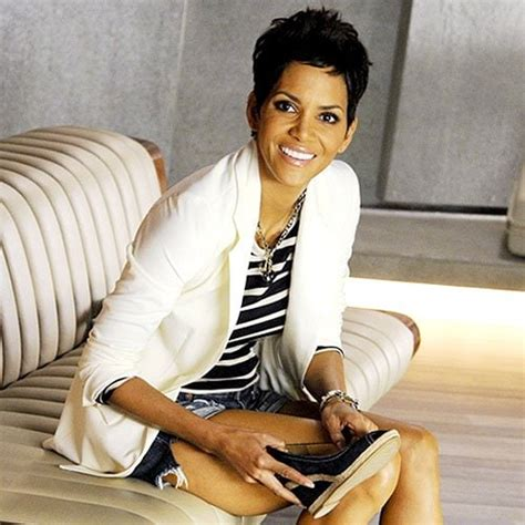 Get Halle Berrys Summery Sandals by Halle Berry Is The To Get Own Shoe Line