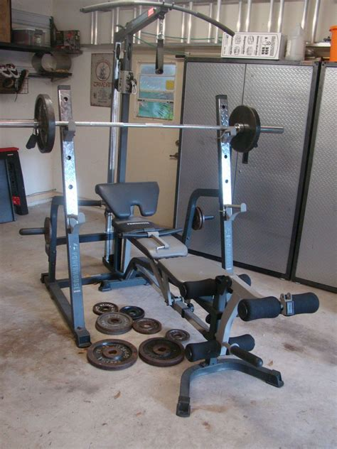 powerhouse bench press impex powerhouse strength series phc pwr6 home gym weight