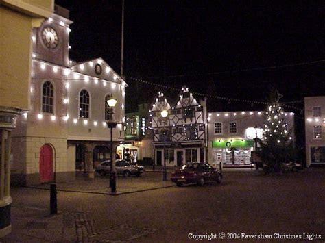 faversham christmas lights about us