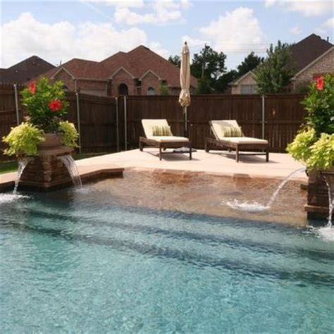 Backyard Pools With Entry Entry Pool Entry Pools New Backyard