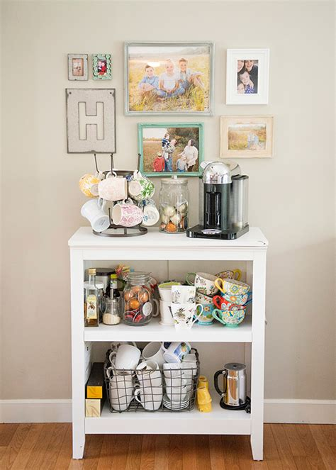 20 coffee station ideas to light up your day crafts on
