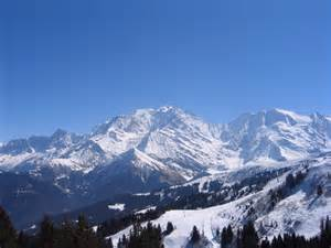 hilly areas of the world mont blanc