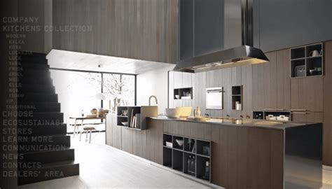 contemporary kitchen design ideas tips モダンでオシャレなキッチンいろいろ modern kitchens from cesar style4